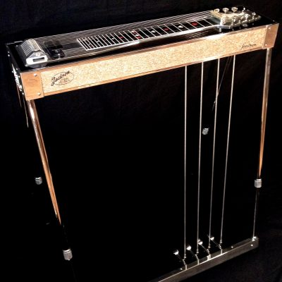 Stand Up Pedal Steel Guitar