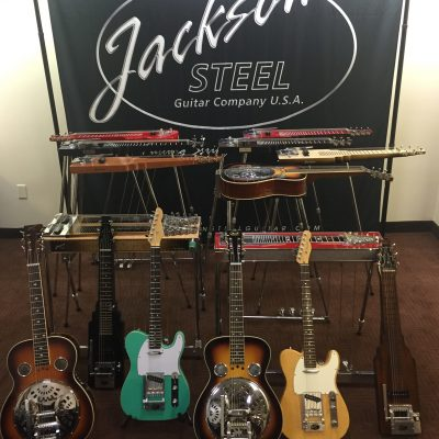 Used, Show and In-stock Guitars