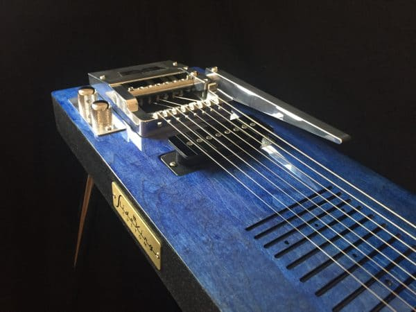 8 string lap steel guitar