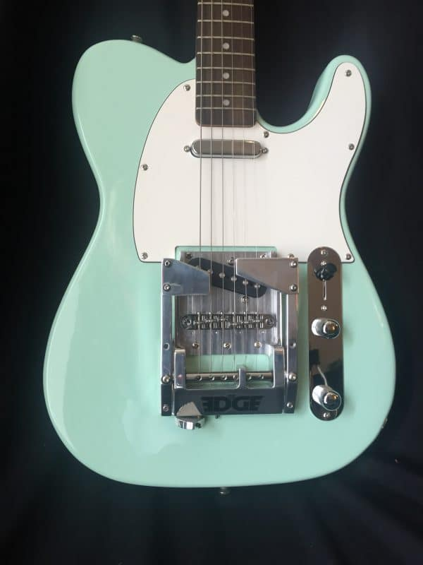 Telecaster with The EDGE