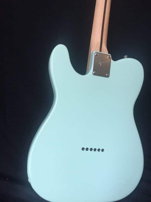 Fender Squier Bullet back