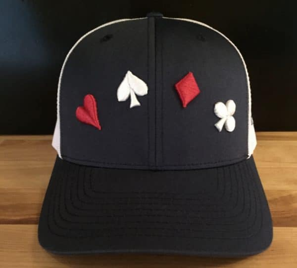 3D Embroidery Cap