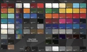 Steel Guitar Color Ideas