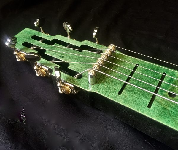Lap Steel with Pith Changer