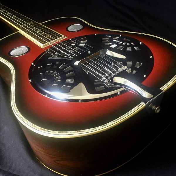 Sho-Bud 6 String Square Neck Resonator
