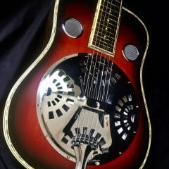 Shot Jackson Resonator