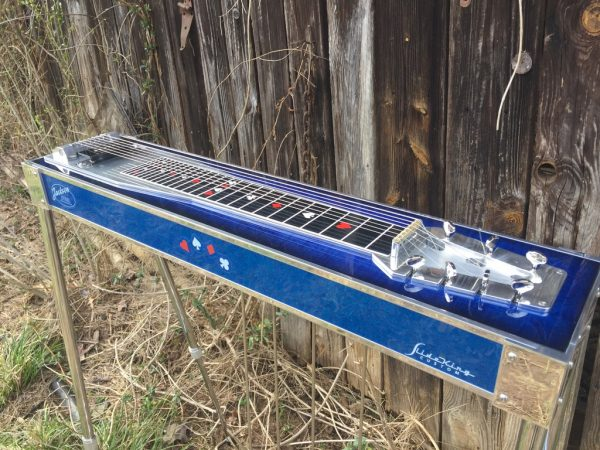 Stand-Up Steel Guitar