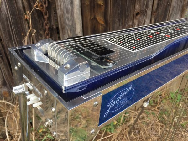 Stand Up Steel Guitar