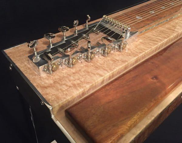 Keyhead Pro V Pedal Steel Guitar