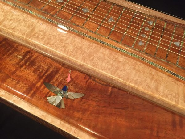 Hummingbird inlay Pedal Steel Guitar