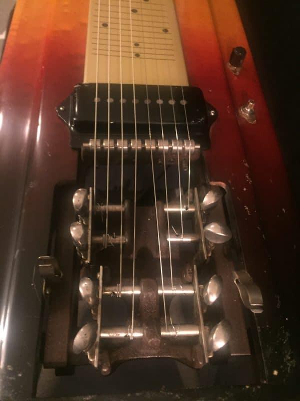 Gibson EH-630 key head