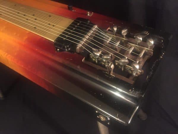 Gibson EH630 key head