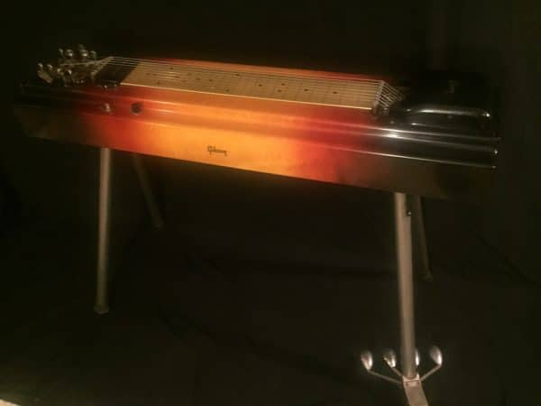 Gibson Pedal Steel Console