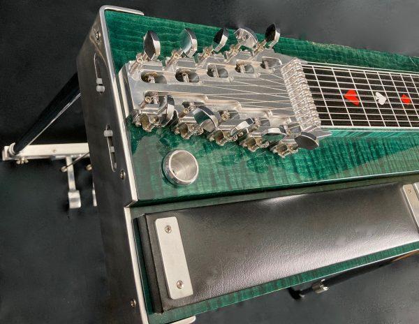 Pedal Steel Keyhead