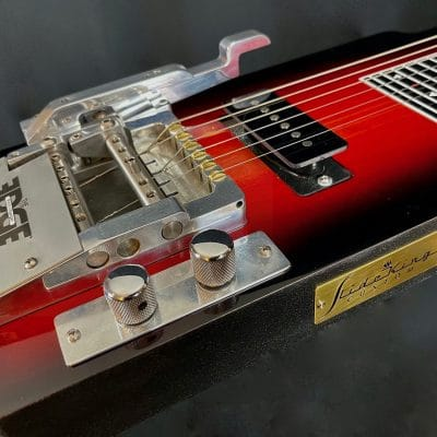 Lap Steel with Dual Bender